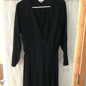 Wilfred black short dress